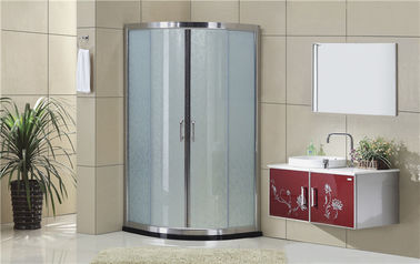 Simple Aluminum Alloy Quadrant Shower Cubicles 1900mm Height For House / Hotel