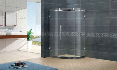 Customized Large Quadrant Shower Enclosure With Tempered Safety Glass